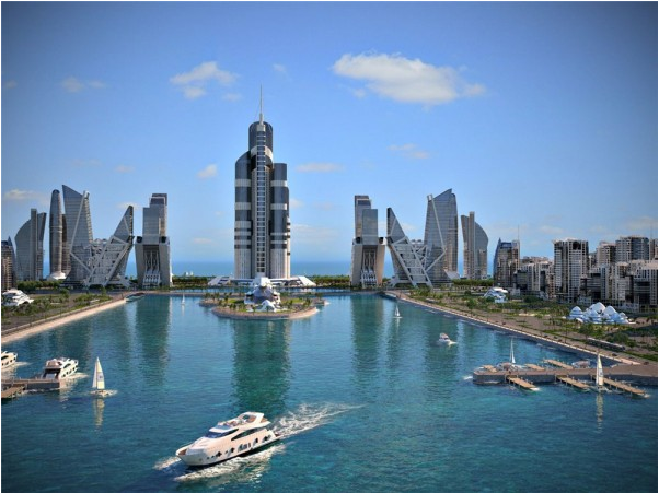 AzerbaijanTower