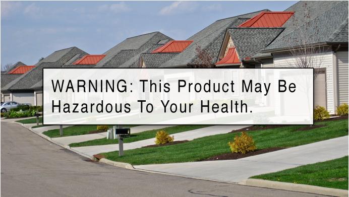 HazardousSuburbs