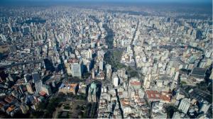 SãoPauloAerial